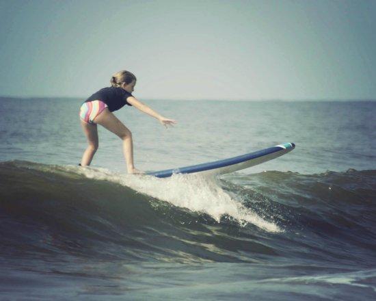 Carolina School of Surf: LilyAnna