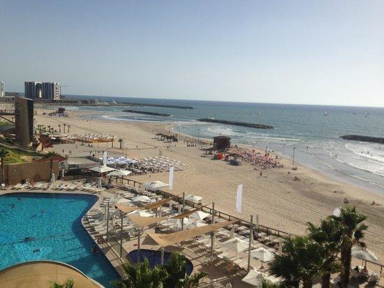 Daniel Herzliya Hotel Room With A View