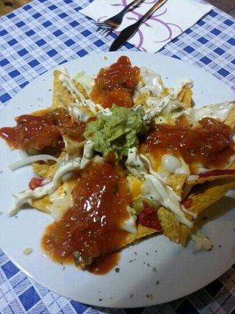 Brighton Bar Oviedo: nachos