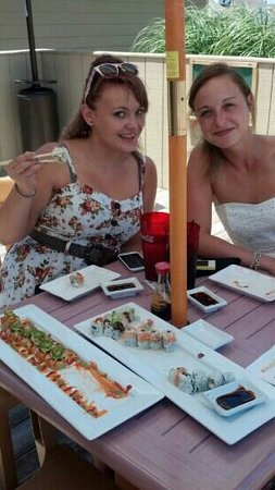 Haoles Sushi and Sake Bar: sushi date with my girls