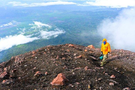 Mount Kerinci : Een