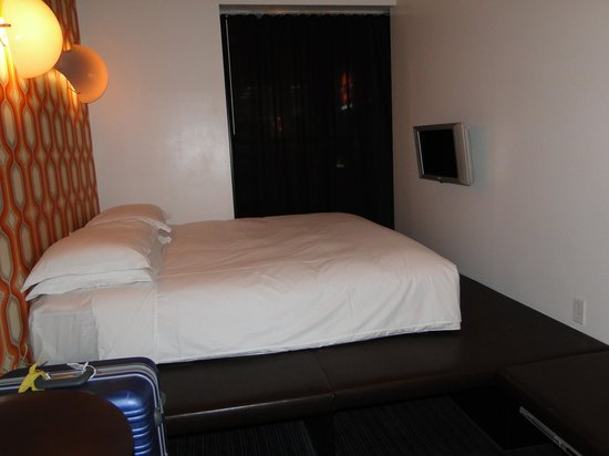 Room Mate Grace: Habitación