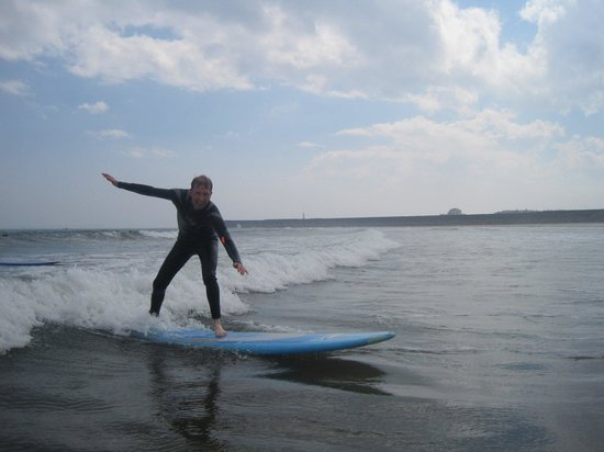 Northside Surf School: Great Feeling