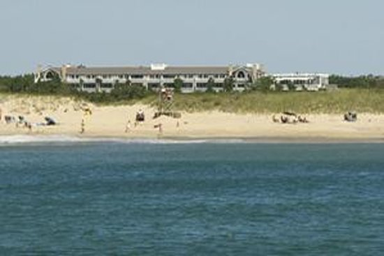 We're the only Resort at South Beach in Edgartown.