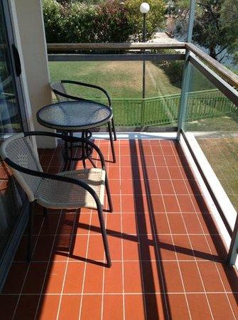 Domotel Xenia Volos : Balcony