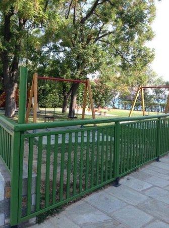 Domotel Xenia Volos : Playground