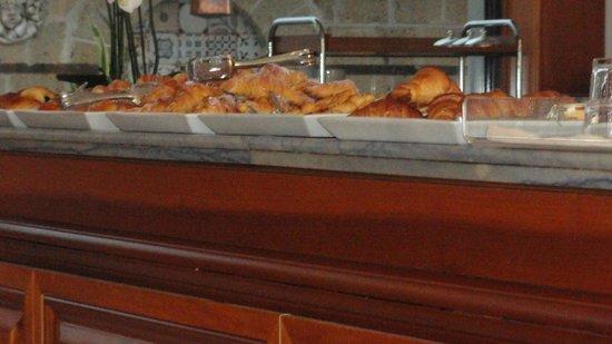 Grand Hotel Tiberio : déjeuné