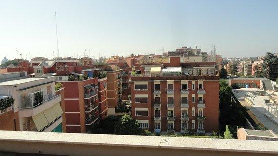 Grand Hotel Tiberio : vue quartier