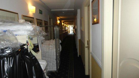 Grand Hotel Tiberio: couloir