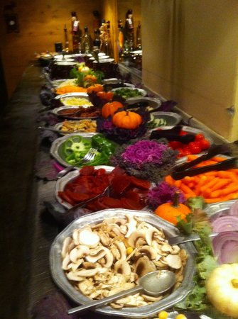 The Chippewa Room: Our Salad Bar