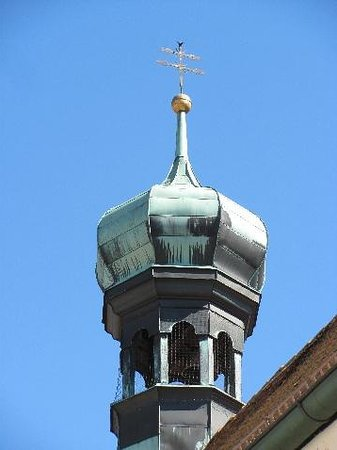 St. Johannes (Ottokapelle): flèche