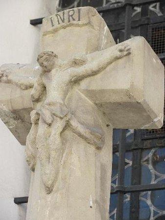 St. Johannes (Ottokapelle): detail