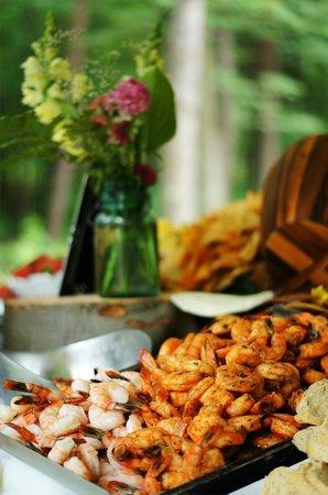 Ryke's Bakery: Cajun Shrimp