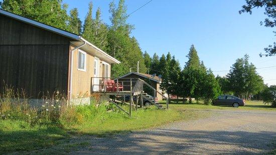 Black Rock Resort: cottages