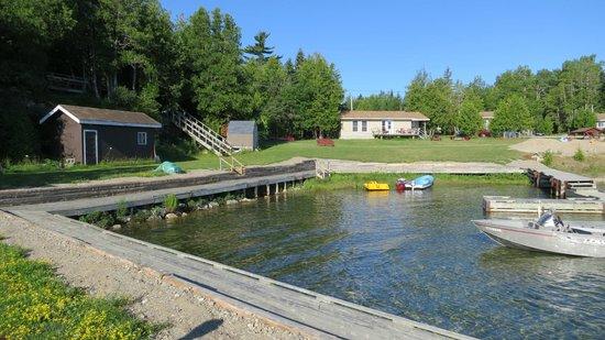 Black Rock Resort: docks