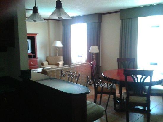 Hotel & Suites El Picacho : Sala Suite Presidencial