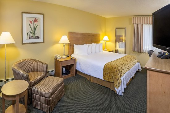 BEST WESTERN Inn & Suites Rutland-Killington: Updated Guestrooms