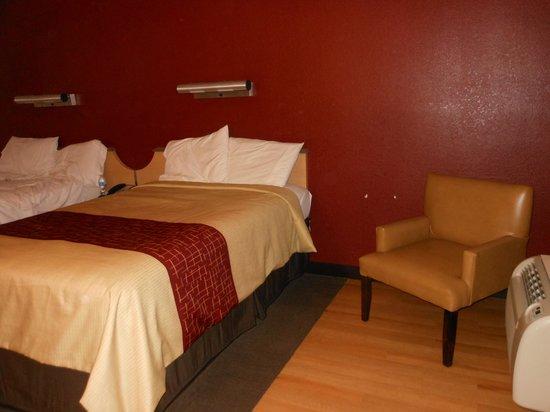 Red Roof Inn Virginia Beach: Beds