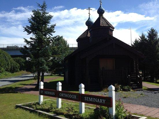 St. Herman's Chapel: St Hermans
