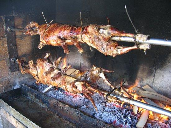 Restoran Gradina: Lamb