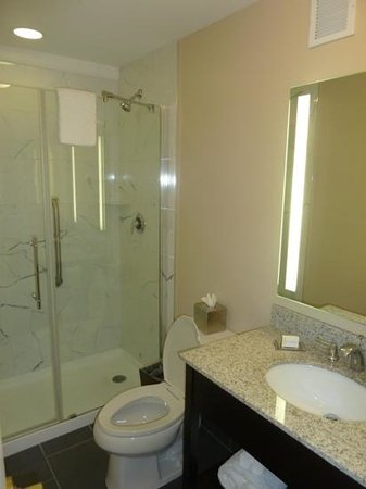 DoubleTree by Hilton Cape Cod - Hyannis: Bathroom