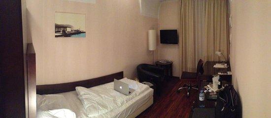 Hotel Sandwirth: Zimmer