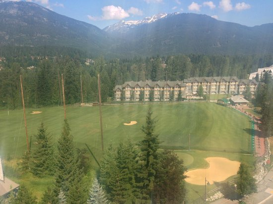 The Westin Resort & Spa, Whistler: Mountain View Room