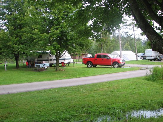 Pymatuning State Park: Campground