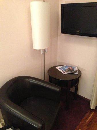 Hotel Sandwirth: Kleine Sitzecke