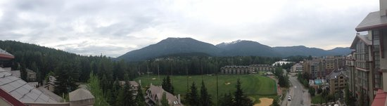The Westin Resort & Spa, Whistler: Panorama View from Balcony