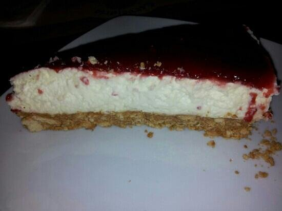 Cervejaria Guimaraes: cheesecake