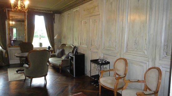 Chateau du Four de Vaux : lobby