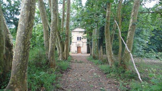 Chateau du Four de Vaux : chapel