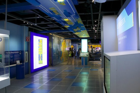 Intel Corp and Museum: museo