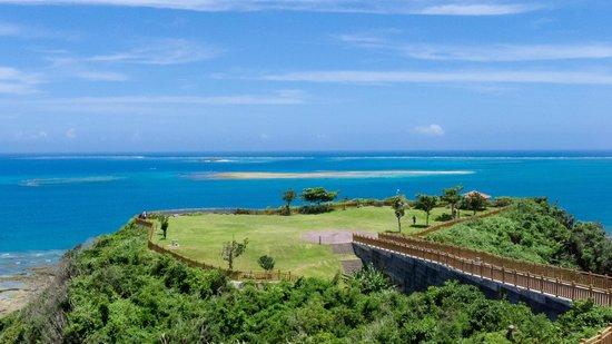 Cape Chinen Park: 知念岬