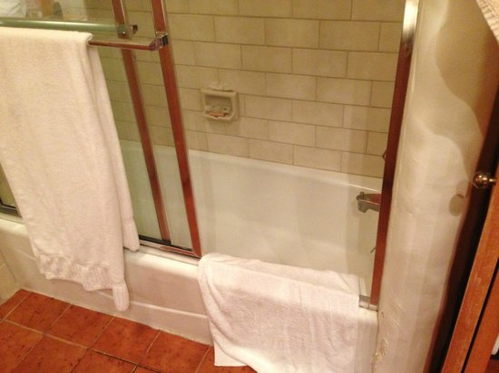 Spring Creek Ranch: Bath/shower