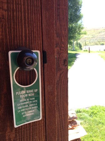 Spring Creek Ranch: Anybody home?
