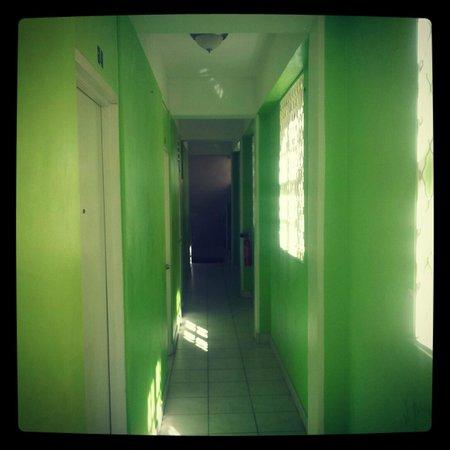 La Flamboyant Hotel : Green Hallway (GR)