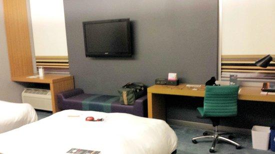 Aloft Charlotte Ballantyne: Bedroom