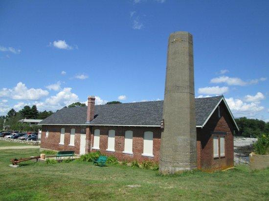 Fort Stark State Historic Site: Ft Stark