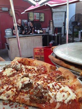 Home Slice Pizza: Deliciousness !!!