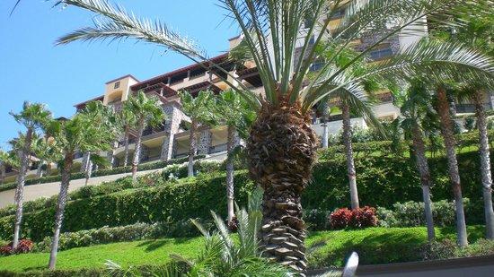 Pueblo Bonito Sunset Beach: Jardines