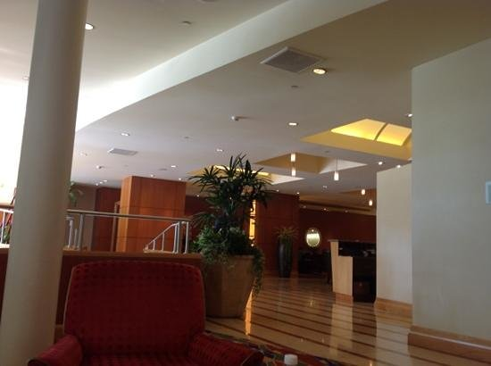 San Jose Marriott : lobby