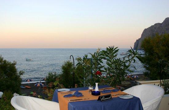 Atmosphere Lounge Restaurant: Atmosphere sea view