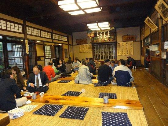 Komagata Dozeu Asakusa: restaurant