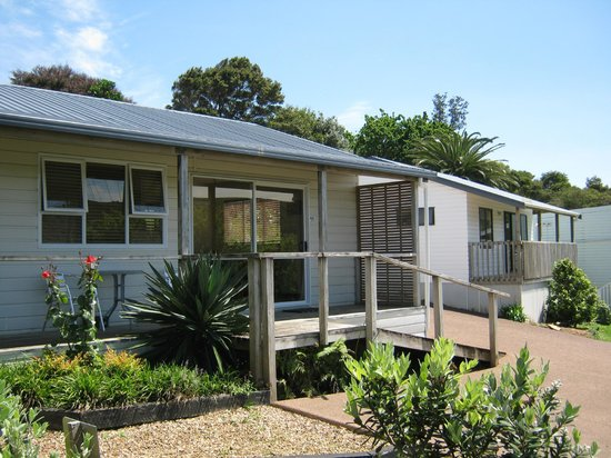 Midway Motel Waiheke Island : 1 Bedroom Units