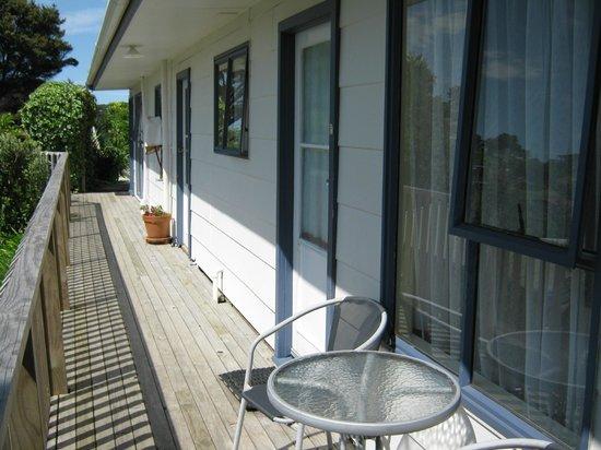 Midway Motel Waiheke Island: Studio Units