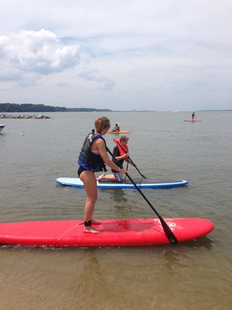 Patriot Tours & Provisions: SUP fun