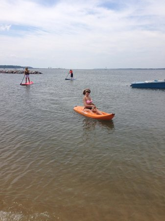 Patriot Tours & Provisions: Kayak fun