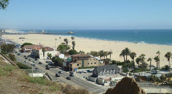 Ocean Avenue: View from Ocean Ave
